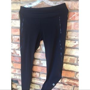 Lululemon Athletica Hi-Rise Legging